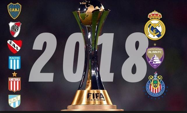 Calendario Mundial Clubes.Calendario Mundial De Clubes 2018 Fut 100